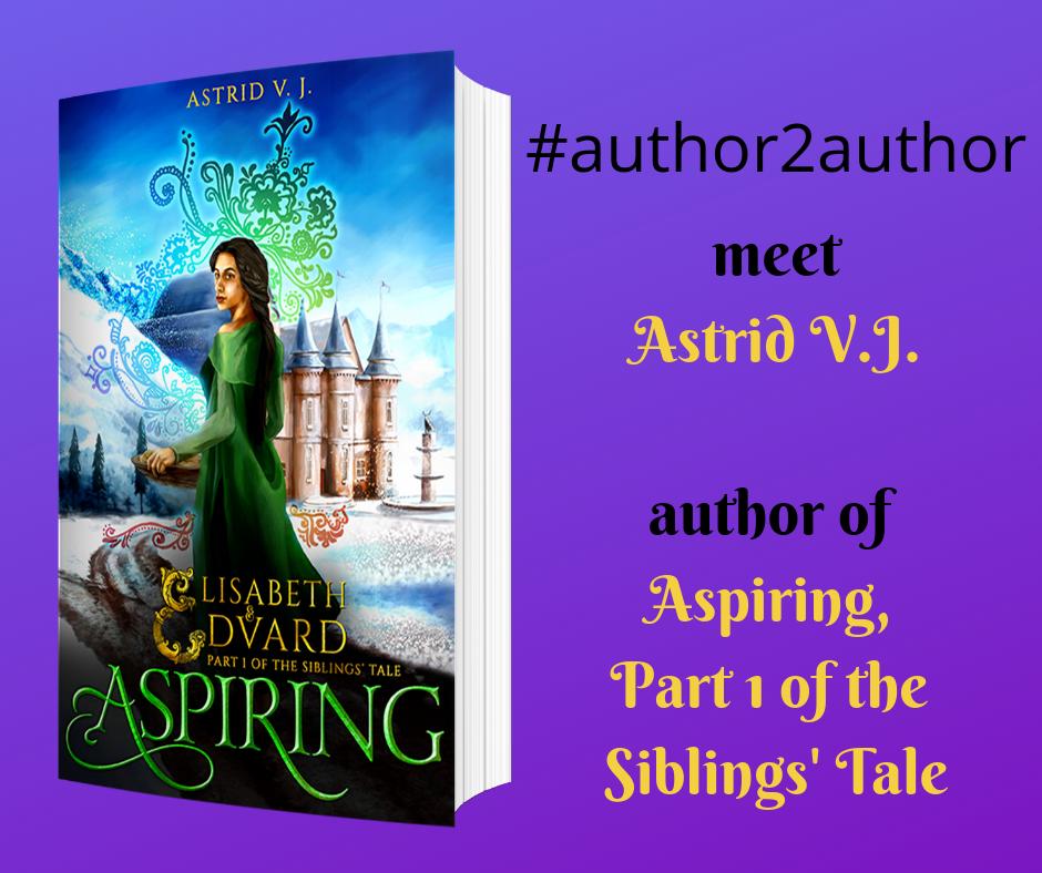 Aspiring, Part 1 of the Siblings' Tale